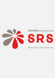Logo SRS, Swiss Recycling Services